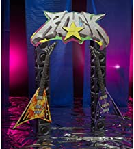 Rock Star Standee Standup Photo Booth Prop Background Backdrop Party Decoration Decor Scene Setter Cardboard Cutout