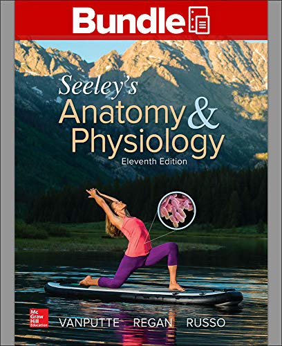 Loose Leaf Version for Seeley's Anatomy & Physiology with Connect Access Card