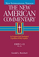 Niv the New American Commentary John 1-11: An Exegetical and Theological Exposition of Holy Scripture