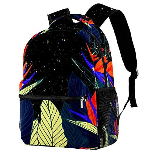 Camo Verde MilitaryBackpack Impermeable Bolsa de libro Mochila ligera Mochila de viaje, Multi-5,