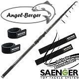 Angel-Berger Sänger Specialist Tele Carp 12ft 3,60m 3,00lb Karpfenrute