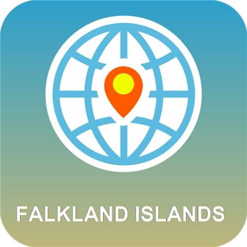 Islas Malvinas Mapa
