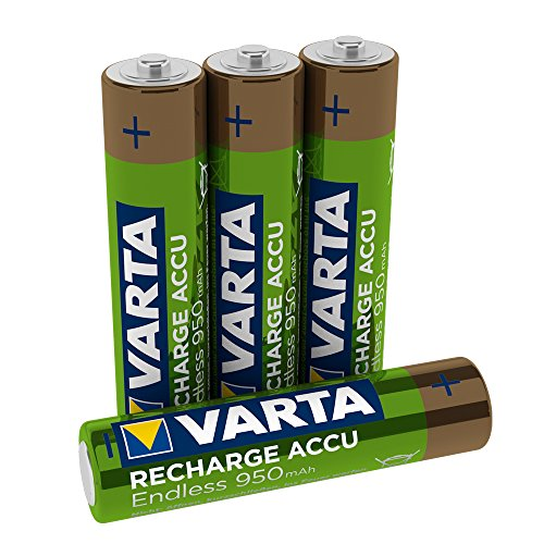 Varta Akku RECHARGE Endless AAA HR03 950mAh