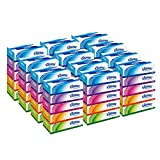 【ケース販売】 クリネックス ティシュー 360枚(180組) 5箱 ×12パック入り