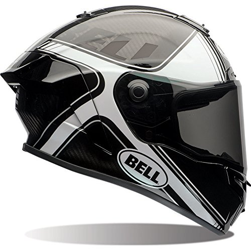7069644 - Bell Race Star Tracer Motorcycle Helmet XS Black