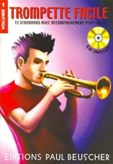 Easy Trumpet Vol.1 (with CD)