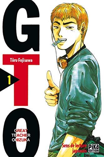 GTO (Great Teacher Onizuka), tome 1