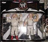 WWE Clsico Superstars 2u. Colonel Mustafa / Sargento Slaughter