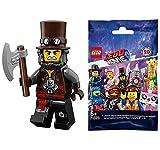 レゴ (LEGO) ムービー2 ミニフィギュア シリーズ ボロボロシティのエイブ(アポカリプス・エイブ)【71023-13】
