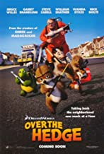Over the Hedge POSTER Movie (27 x 40 Inches - 69cm x 102cm) (2006) (Style B)