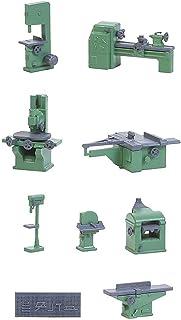 FALLER FA 180455 – verkstadsutrustning, tillbehör för modelljärnvägar, modellbygge