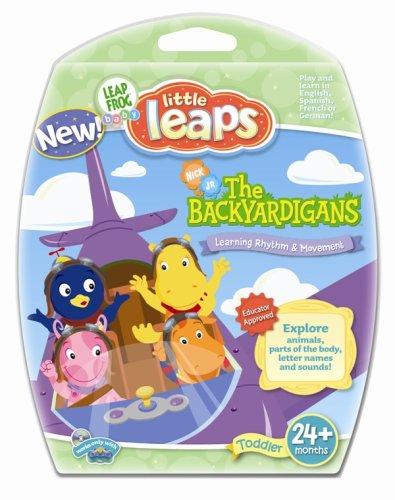 Little Leaps SW: Backyardigans