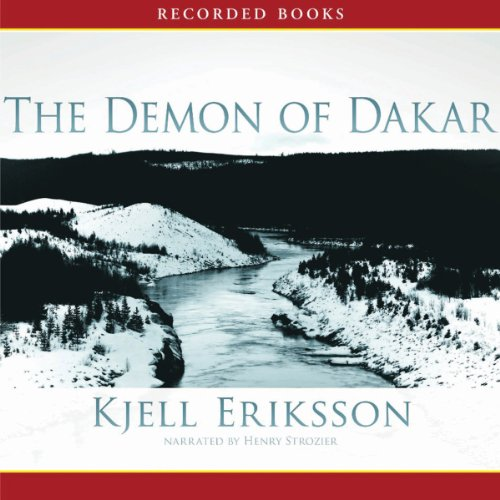 The Demon of Dakar audiobook cover art