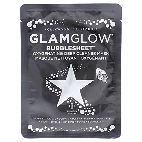 Glamglow Maschera Per Pulizia Profonda Con Bolle Ossigenanti, Aloe Vera