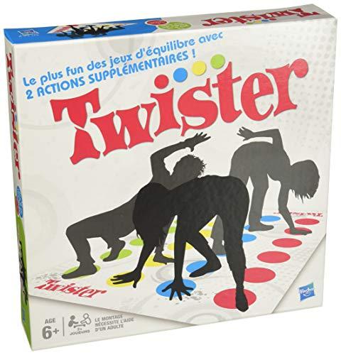 Hasbro - 988311010 - Jeu de Société - Twister