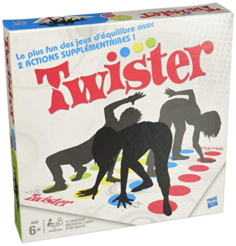 Jeu de plein air pour enfant Twister