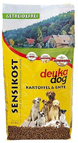 GS Deuka Dog Sensikost 2 x 15 kg Kartoffel & Ente getreidefrei