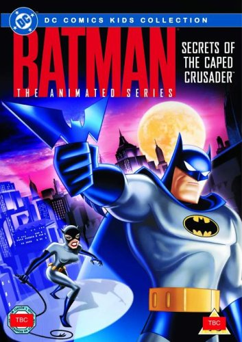 Batman - The Animated Series - Vol. 4 - Secrets Of The Caped Crusader [UK IMPORT]