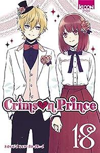 Crimson Prince Edition simple Tome 18