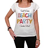 Photo de One in the City Carabao Island Beach Party, Tshirt Femme, t Shirt Cadeau, Beach Party t Shirt par