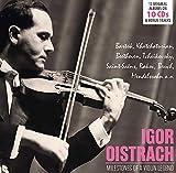 Milestones Of A Violin Legend Pack 10Cd
