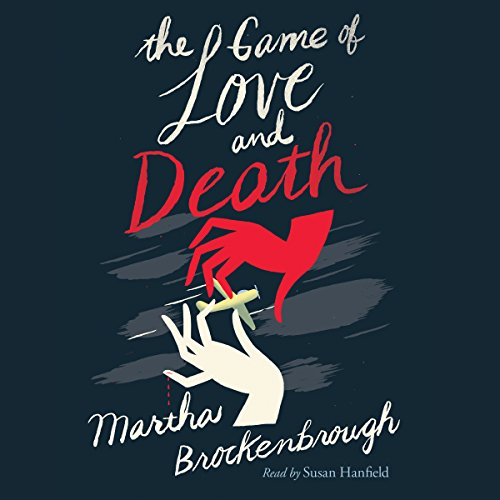 The Game of Love and Death audiobook cover art