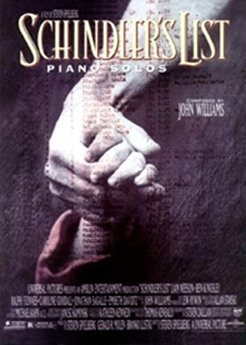 Schindler's List Piano Solos Album: Noten für Klavier