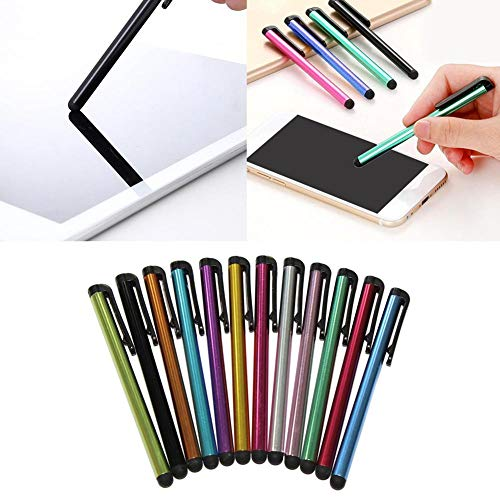 Penna capacitiva per touchscreen, pennino capacitivo, per IPhones, IPads, IPods, telefoni Android, tablet Android, tablet Windows, PC, Kindles, Nooks