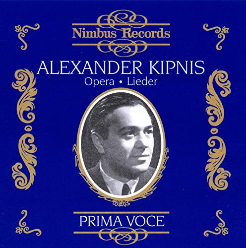 Opera & Lieder Recordings