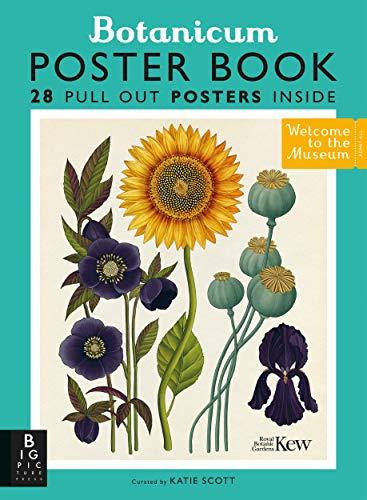 Compare Textbook Prices for Botanicum Poster Book  ISBN 9781783706303 by Katie Scott illustrator Professor Katherine Wil
