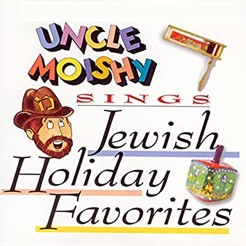Uncle Moishy Sings Jewish Holiday Favorites