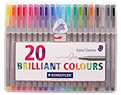 staedtler fine point pen markers for coloring