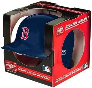 MLB Boston Red Sox Replica Mini Baseball Batting Helmet