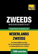 Thematische woordenschat Nederlands-Zweeds - 7000 woorden
