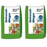25 kg Universaldünger NPK 8-4-5 Gartendünger organisch-mineralischer Dünger für Blumen