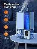 Zoom IMG-2 umidificatore ambiente ultrasuoni humidifier herilios