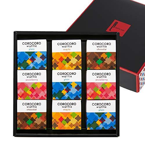 エール・エル 9個 コロコロキューブギフトセット (9個x1箱 詰め合わせ クッキー)