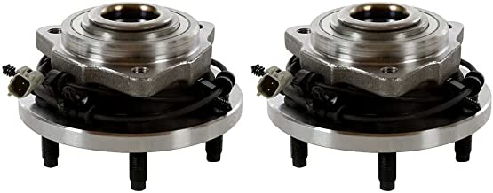 Prime Choice Auto Parts HB613236PR Front Pair 2 Wheel Hub Bearing Assemblies 5 Stud