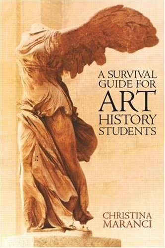 Compare Textbook Prices for A Survival Guide for Art History Students 1 Edition ISBN 9780131401976 by Maranci, Christina
