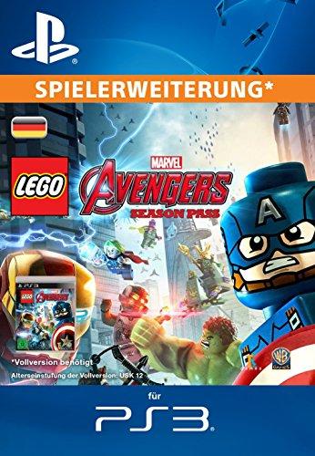 LEGO Marvel's Avengers - Season Pass [Spielerweiterung] [PS3 PSN Code - deutsches Konto]