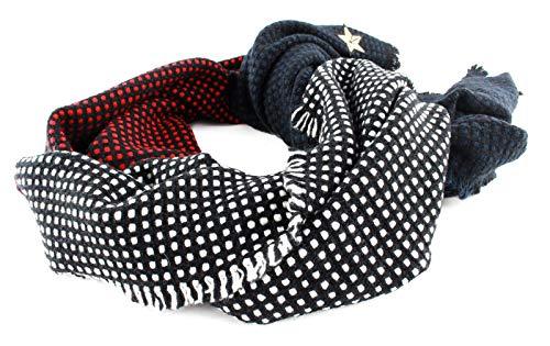 Preisvergleich Produktbild Tommy Hilfiger Colorblock Weave Scarf Corporate