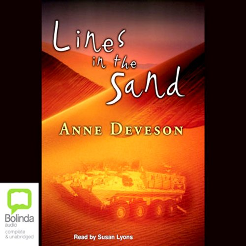 Lines in the Sand cover art