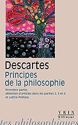 Principes de la philosophie de René Descartes