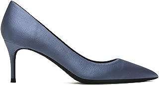 WSCZJH Women's shoes shallow mouth high heels 6.5CM women's high heels high heels wedding shoes