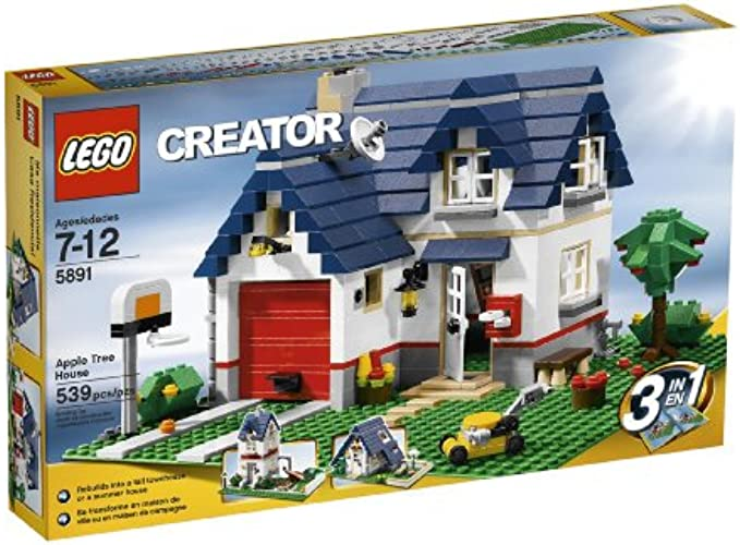 LEGO Creator 5891 Vehicle Transporter