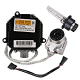 Xenon HID Headlight Ballast Headlight Control Unit with Igniter D2S Bulb Compatible with Nissan Altima 350Z Maxima Murano Rogue Infiniti G35 FX35 QX56 28474-8991A 28474-89904 28474-89907 NZMNS111LAN
