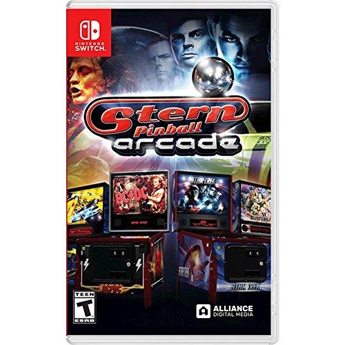 Stern Pinball Arcade (Nintendo Switch NTSC)
