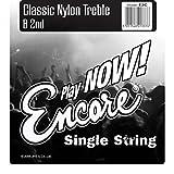 Encore E2°C Acoustic Guitar Single String Nylon Wound B2