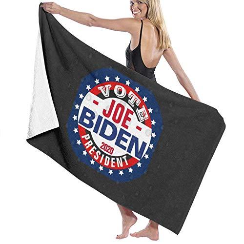 U/K Vote Joe Biden 2020 President - Toalla de baño de secado rápido