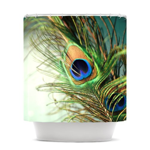Best Peacock Bathroom Shower Curtain - Style Reviews and Price cover image